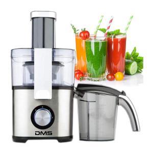 DMS Electric Juicer Stainless Steel Press Fruit Press Juicer - www.yallagoom.com.qa