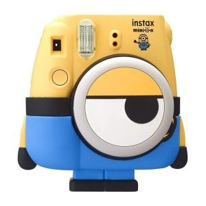FUJIFILM Instax Camera Mini8 Minion - www.yallagoom.com.qa
