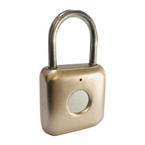 Marrath Smart Home Finger Print Padlock - www.yallagoom.com.qa