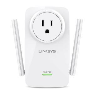 Linksys RE6700 AC1200 AMPLIFY Dual-Band Wi-Fi Range Extender - www.yallagoom.com.qa