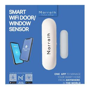 Marrath Smart WiFI Home Door & Window Sensor - www.yallagoom.com.qa