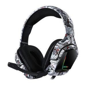ONIKUMA K20 Camou White- Professional Gaming Headset - www.yallagoom.com.qa