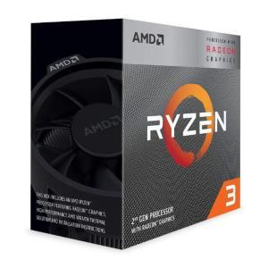 RYZEN AMD 3 3200G PROCESSOR WITH  WRAITH COOLER-yallagoom.com.qa