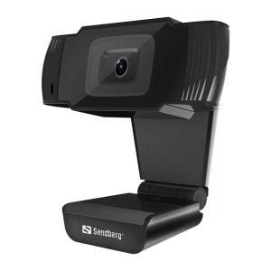 Sandberg USB Webcam 480P Saver - www.yallagoom.com.qa