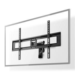"Full Motion TV Wall Mount | 37-70"" | Max 25 kg | 3 Pivot Points-Yallagoom.com.qa"