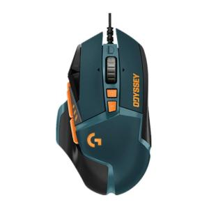 Logitech G502 HERO High Performance 12 Buttons Gaming Mouse - Limited Edition-Yallagoom.com.qa