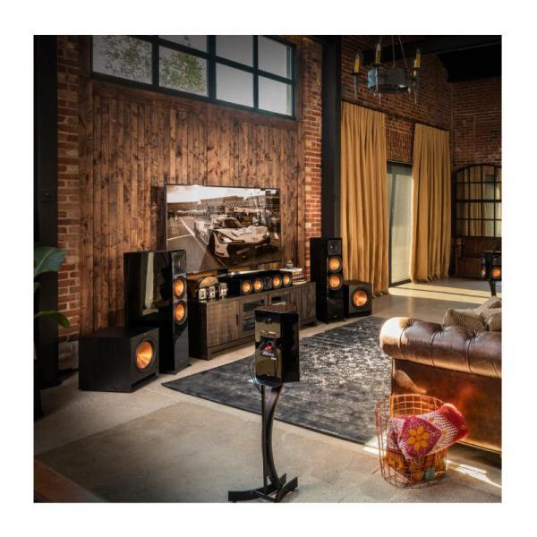 Klipsch - RP-8060FA Dolby Atmos Floor Standing Speaker- Ebony-yallagoom.com.qa