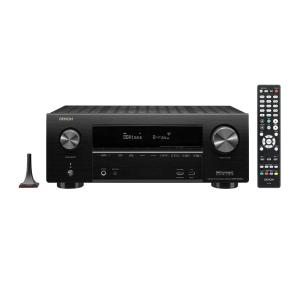 Denon AVR-X2600H-7.2ch 4K Ultra HD AV Receiver with 3D Audio and HEOS Built-in-Yallagoom.com.qa