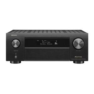 Denon AVR-X4500H 9.2CH High Power 4K Ultra HD AV Receiver-Yallagoom.com.qa