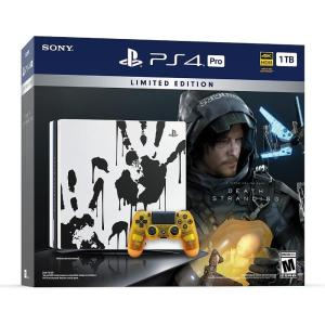 DEATH STRANDING PS4 PRO LIMITED EDITION BUNDLE 1TB-yallagoom.com.qa