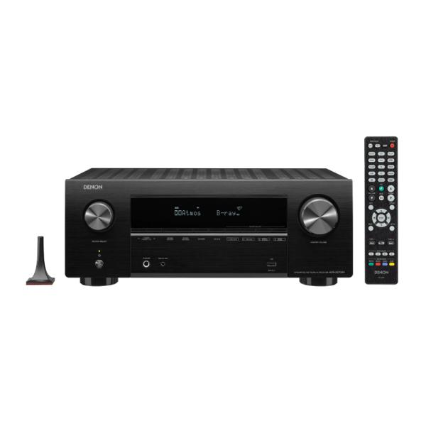 Denon AVR-X2700H 7.2ch 8K AV Receiver with 3D Audio, HEOS Built-in and Voice Control-yallagoom.com.qa